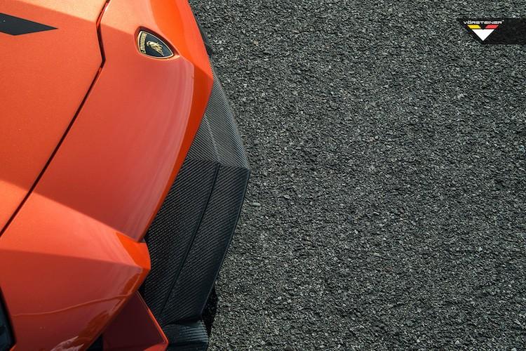 """Bo tot"" Lamborghini Aventador do Vorsteiner sieu khung-Hinh-3"
