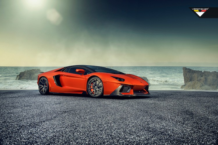 """Bo tot"" Lamborghini Aventador do Vorsteiner sieu khung-Hinh-4"