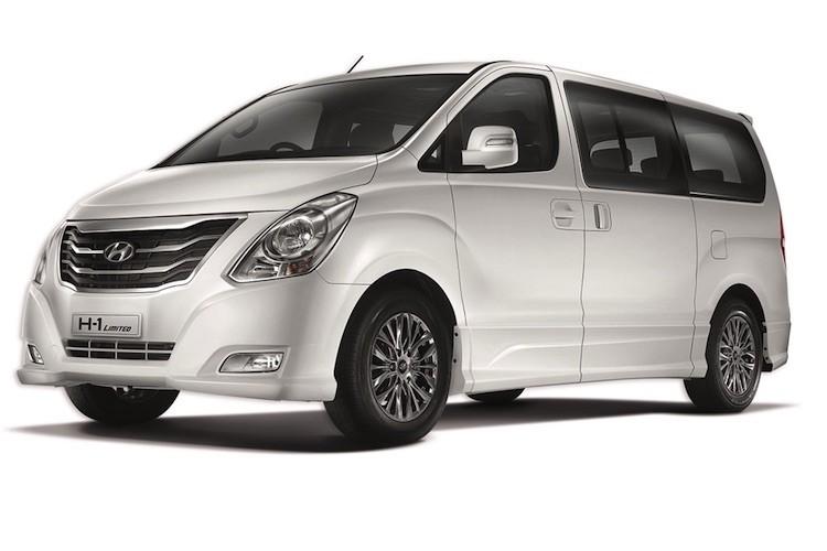 Minivan hang sang Hyundai H-1 Limited II gia 1,12 ty-Hinh-2