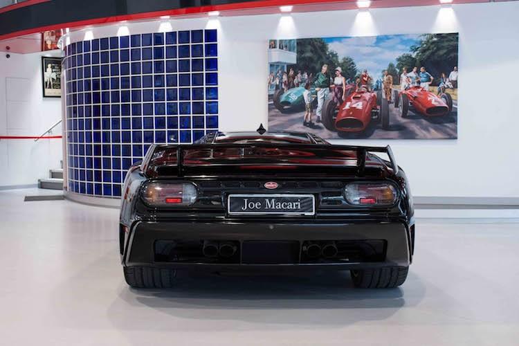 """Sieu xe EB110SS - """"tien boi"""" Bugatti Veyron gia 26,3 ty-Hinh-10"""