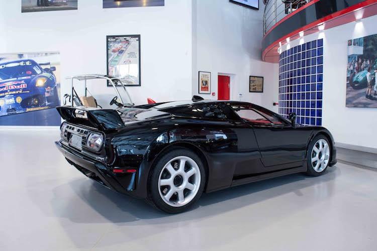 """Sieu xe EB110SS - """"tien boi"""" Bugatti Veyron gia 26,3 ty-Hinh-3"""