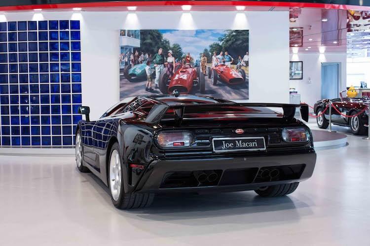 """Sieu xe EB110SS - """"tien boi"""" Bugatti Veyron gia 26,3 ty-Hinh-4"""