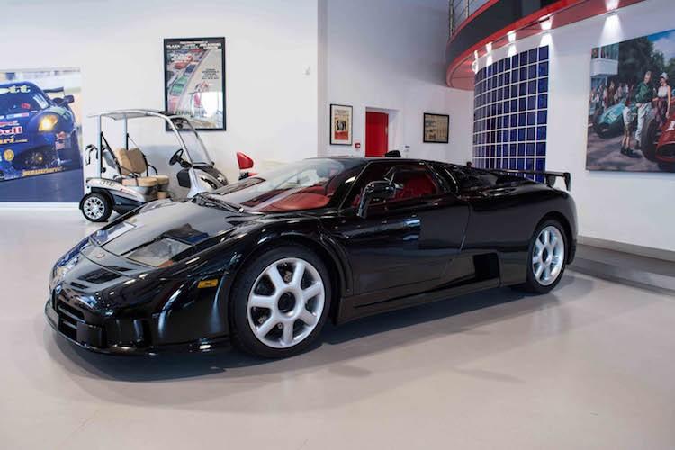 """Sieu xe EB110SS - """"tien boi"""" Bugatti Veyron gia 26,3 ty-Hinh-9"""