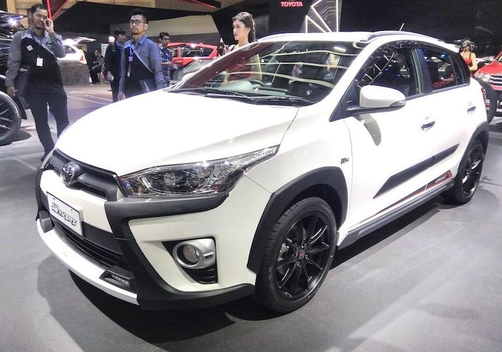 """Toyota Yaris Haykers """"lai"""" SUV chot gia tu 453 trieu dong-Hinh-2"""
