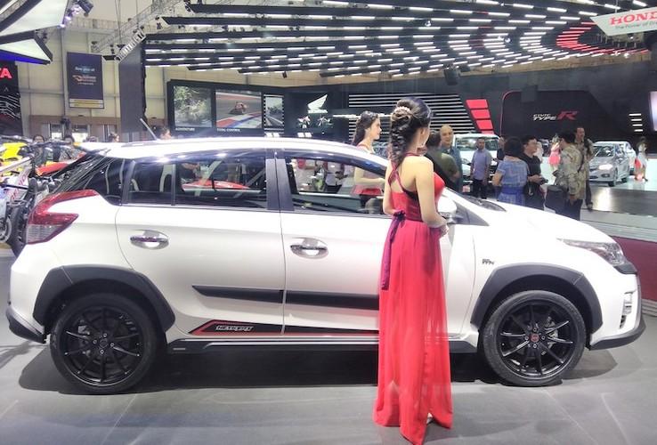 """Toyota Yaris Haykers """"lai"""" SUV chot gia tu 453 trieu dong-Hinh-6"""