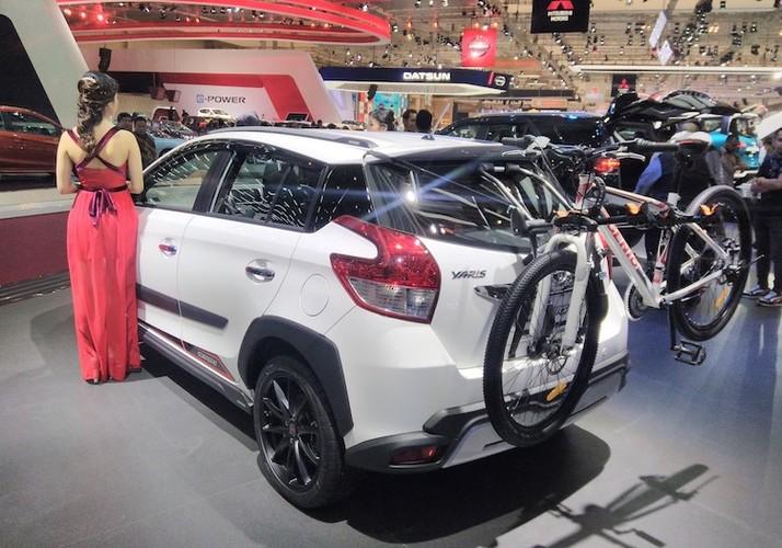 """Toyota Yaris Haykers """"lai"""" SUV chot gia tu 453 trieu dong-Hinh-7"""