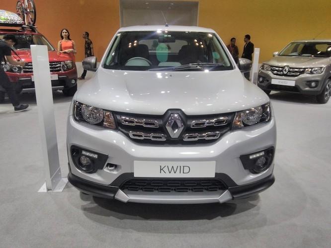 """Oto Renault Kwid moi """"gia re giat minh"""" chi 222 trieu-Hinh-2"""