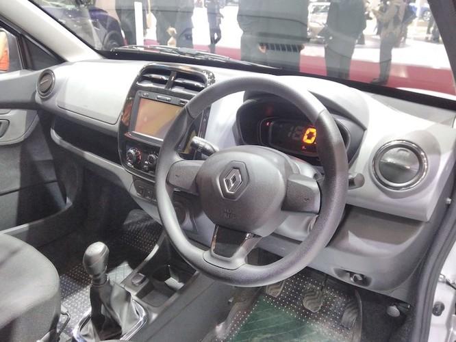 """Oto Renault Kwid moi """"gia re giat minh"""" chi 222 trieu-Hinh-4"""
