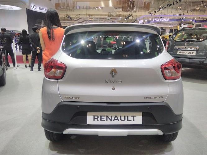 """Oto Renault Kwid moi """"gia re giat minh"""" chi 222 trieu-Hinh-6"""
