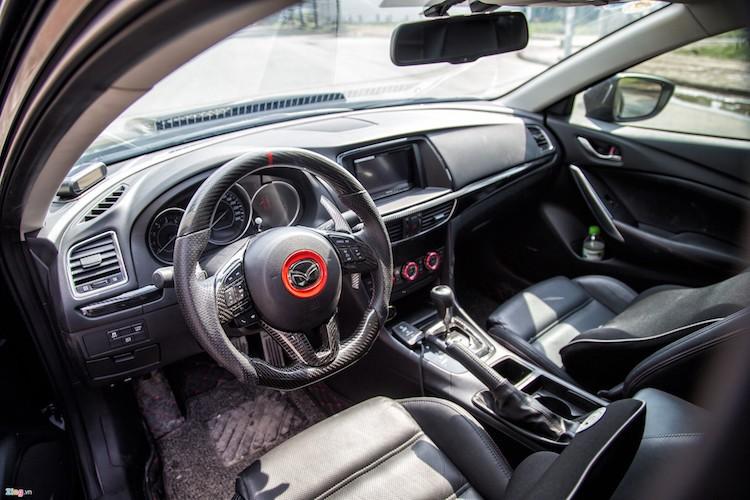 Sedan Mazda6 do Ford Mustang het 400 trieu tai Sai Gon-Hinh-8