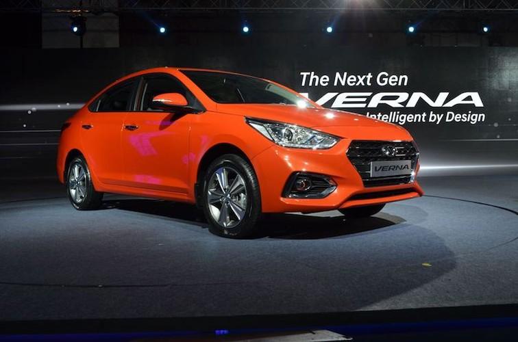 """Sedan sieu re Hyundai Verna 2017 """"chot gia"""" 283 trieu dong-Hinh-2"""