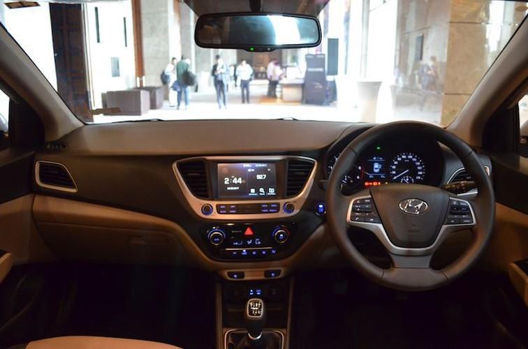 """Sedan sieu re Hyundai Verna 2017 """"chot gia"""" 283 trieu dong-Hinh-5"""