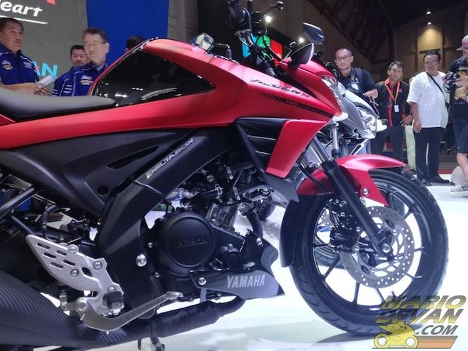 Xe moto Yamaha V-ixion R 150 moi gia 49 trieu co gi?-Hinh-2