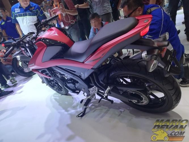 Xe moto Yamaha V-ixion R 150 moi gia 49 trieu co gi?-Hinh-4