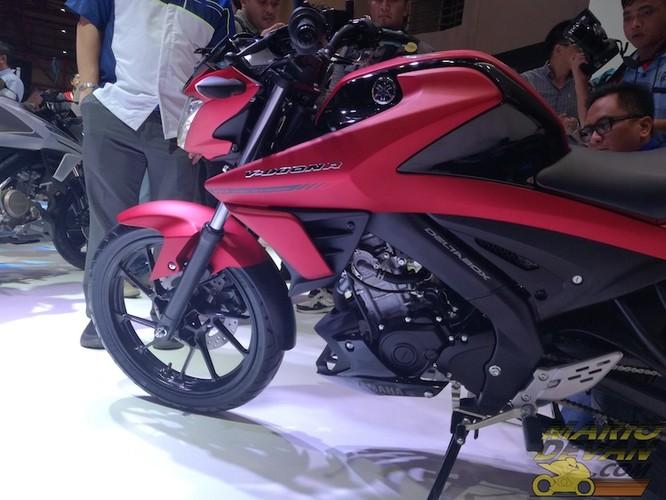 Xe moto Yamaha V-ixion R 150 moi gia 49 trieu co gi?-Hinh-7