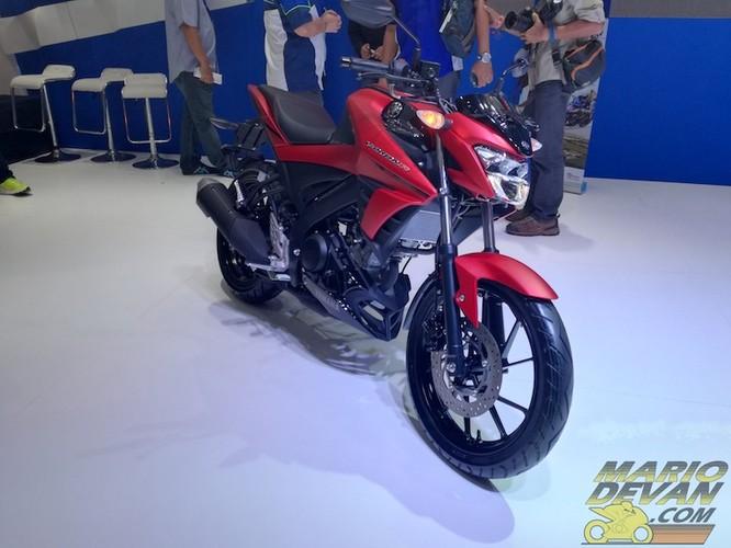 Xe moto Yamaha V-ixion R 150 moi gia 49 trieu co gi?