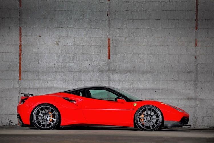 """""""Soi"""" sieu xe Ferrari 488 GTB do khung het 1 ty dong-Hinh-6"""