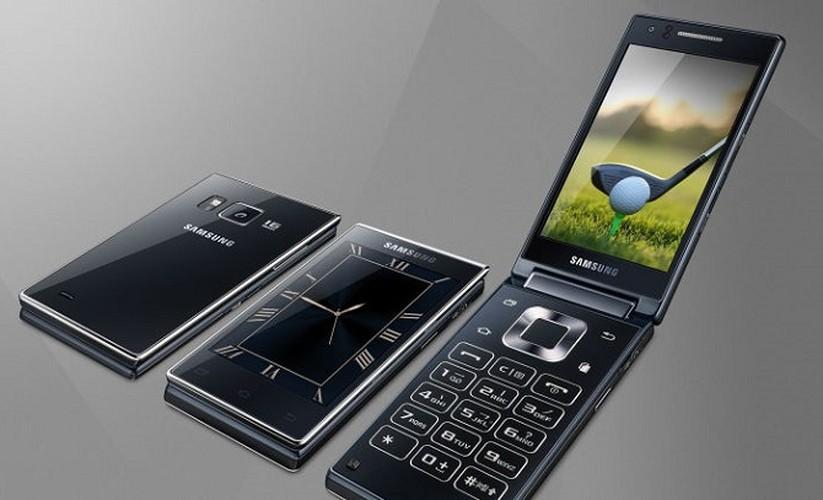 Samsung ra mat dien thoai nap gap manh nhat the gioi