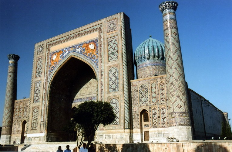 Kham pha co do noi tieng cua dat nuoc Uzbekistan-Hinh-7