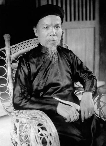 Anh doc ve dao Cao Dai o mien Nam nam 1930-Hinh-16