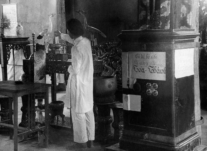 Anh doc ve dao Cao Dai o mien Nam nam 1930-Hinh-5