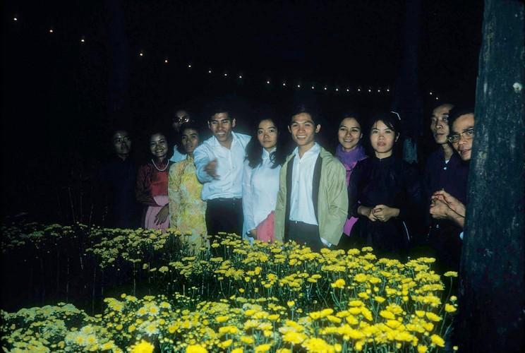 Anh dac biet ve cho hoa Tet Sai Gon nam 1966-Hinh-10