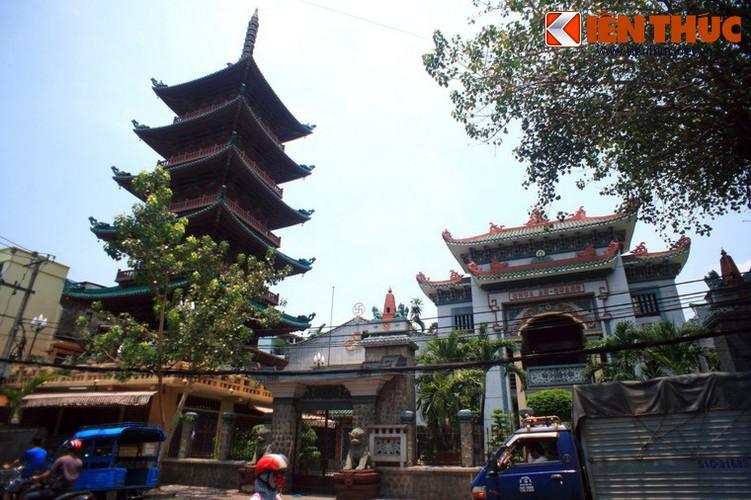 Kham pha chua An Quang noi tieng Sai Gon