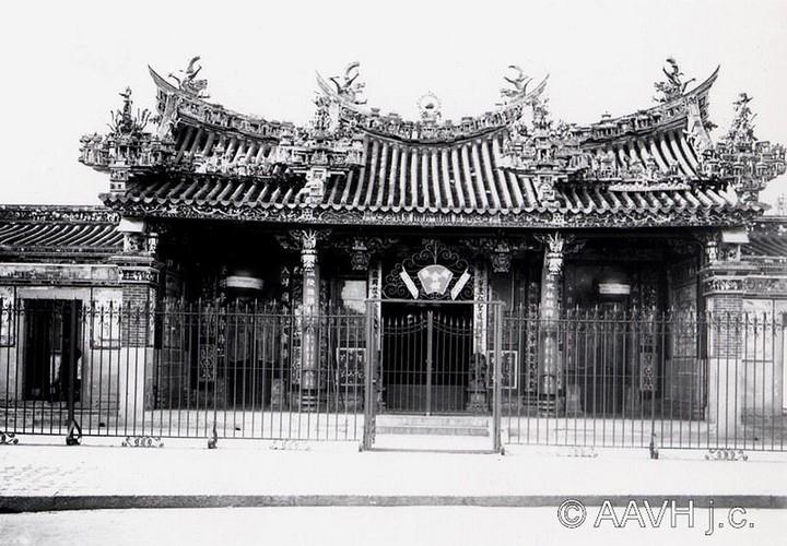 Loat anh cuc quy ve Cho Lon xua cua nguoi Phap (2)-Hinh-11