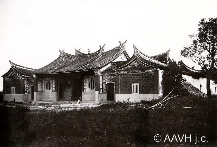 Loat anh cuc quy ve Cho Lon xua cua nguoi Phap (2)-Hinh-9