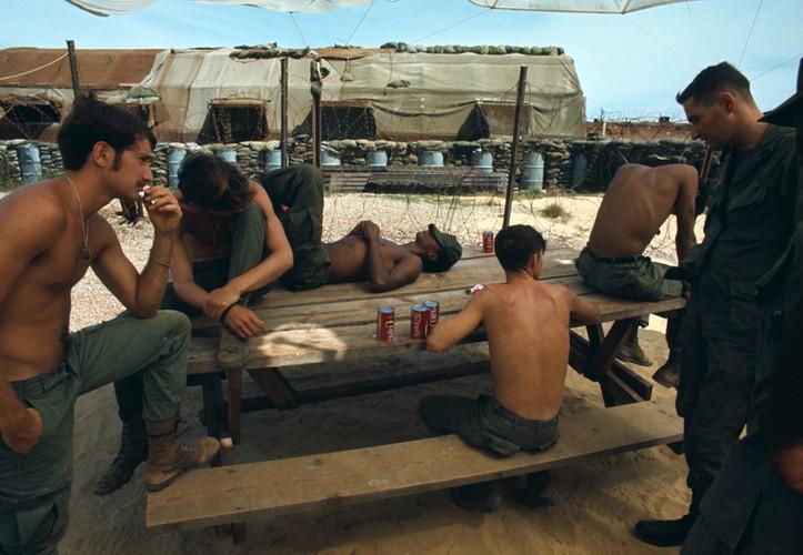 Chien tranh Viet Nam qua loat anh it nguoi biet (2)-Hinh-6