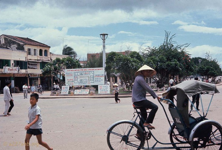 Anh doi thuong thu vi ve Phan Thiet 1967 cua Bob Kelly (2)