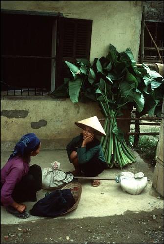 Anh doc ve sac mau cuoc song o Cao Bang nam 1994-1995 (2)-Hinh-16