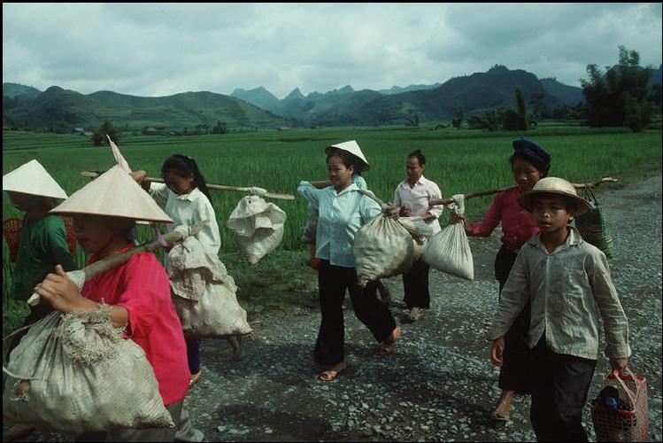 Anh doc ve sac mau cuoc song o Cao Bang nam 1994-1995 (2)-Hinh-4