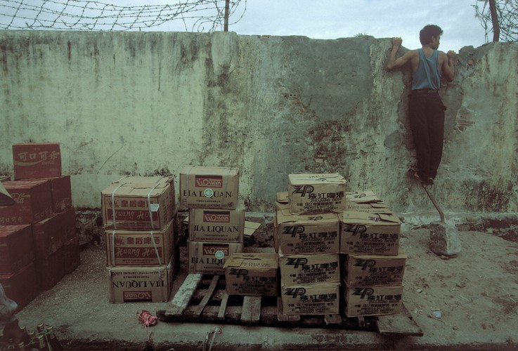 Nhung hinh anh tuyet voi ve Quang Ninh nam 1994-1995-Hinh-10