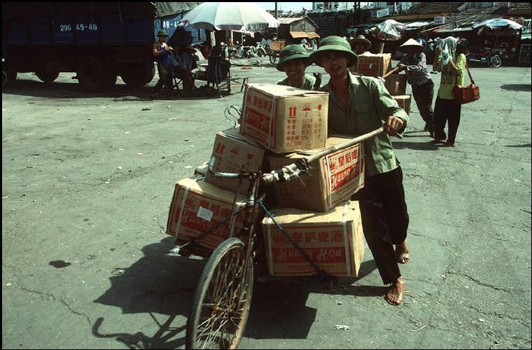 Nhung hinh anh tuyet voi ve Quang Ninh nam 1994-1995-Hinh-11