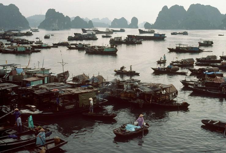 Nhung hinh anh tuyet voi ve Quang Ninh nam 1994-1995-Hinh-4