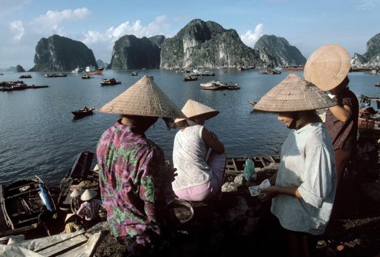 Nhung hinh anh tuyet voi ve Quang Ninh nam 1994-1995-Hinh-5