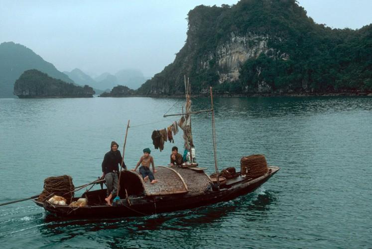 Nhung hinh anh tuyet voi ve Quang Ninh nam 1994-1995