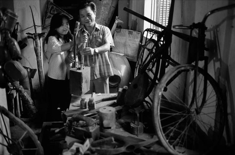 Loat anh dac biet ve duong Truong Son nam 1989 (1)-Hinh-5