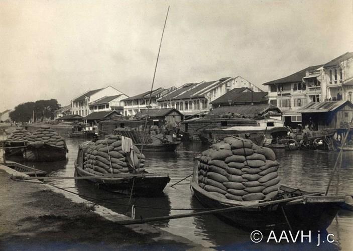 Cho Lon nam 1925 qua loat anh cua nguoi Phap (1)