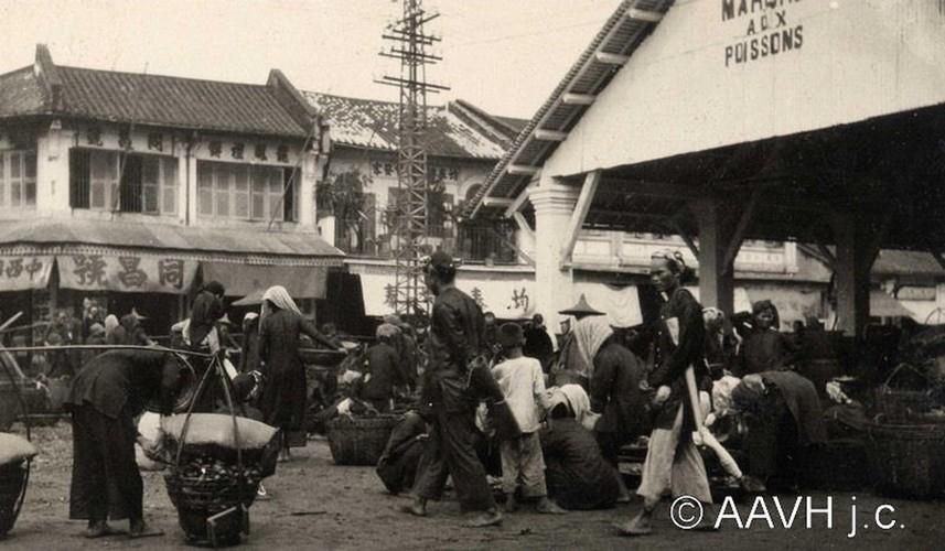 Cho Lon nam 1925 qua loat anh cua nguoi Phap (2)-Hinh-3