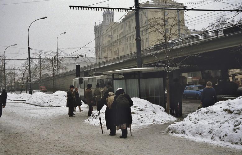 Cuoc song o Moscow nam 1984 qua anh pho nhay Ha Lan-Hinh-13