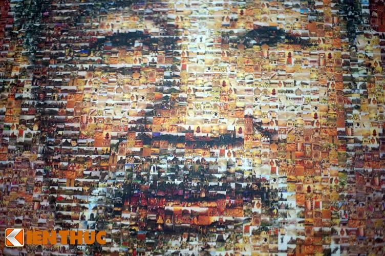 Doc dao buc tranh Bac Ho tu 10.000 manh ghep-Hinh-3