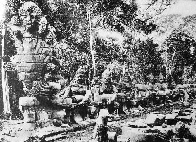 Anh doc: Chuyen phuot Campuchia nam 1921 cua Nguyen soai Phap-Hinh-8