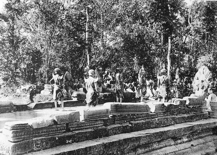 Anh doc: Chuyen phuot Campuchia nam 1921 cua Nguyen soai Phap-Hinh-9