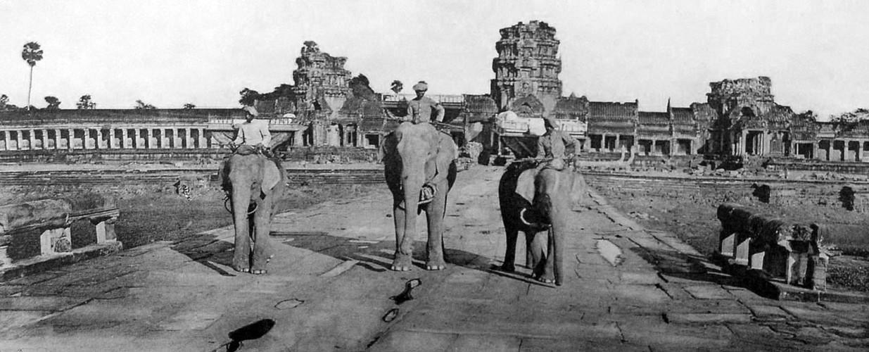 Anh doc: Chuyen phuot Campuchia nam 1921 cua Nguyen soai Phap