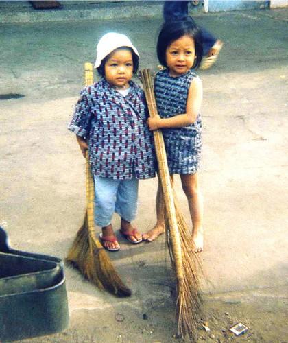 Loat anh ngo nghinh ve tre em Vung Tau nam 1967-Hinh-3