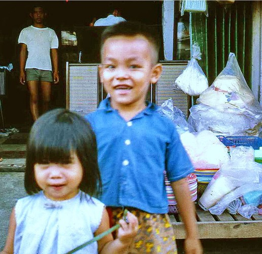 Loat anh ngo nghinh ve tre em Vung Tau nam 1967-Hinh-5