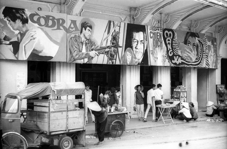 Anh song dong ve duong pho Nha Trang nam 1968-Hinh-9