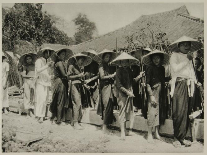 Loat anh tuyet voi it nguoi biet ve Viet Nam nam 1926 (1)-Hinh-10